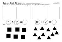 Math division