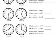 matemática horas