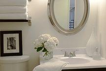 guest bath update / by Kelli Looney