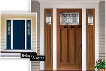 Exterior Doors / by Horner Millwork