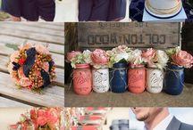 Blue Coral Weddings