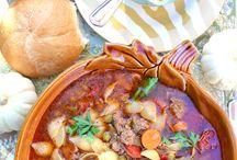 soup / by Karen Haddon