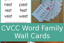 eltWord Families