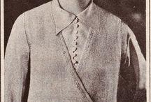 1920s Knitted wear
