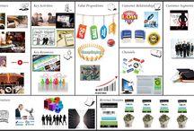 Business. Work. / Business, marketing, advertising, work ..