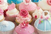 Diseños para cupcakes… Una alternativa al pastel