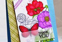 Penny Black/Hero Arts Stamps/stampendous / by Doug Parish
