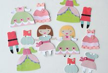 Brownie Adventures / I have just embarked on a new adventure. I will be helping my little Brownie and her friends earn their patches. I have no idea what I am doing but it looks fun! I sure hope they like crafts because that is what I know how to do. Fasten your seat belt, here we go! / by Tammy Robertson