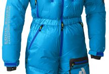 Whittaker Mountaineering  -  First Ascent Peak XV Down Suit