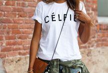 tshirt styling