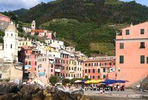 Cinque Terre, Italy - 2013