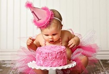 1st Birthday Photography / by Janelle Kennedy