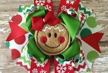 christmast bow