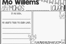mo wilems author study