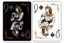Cards, Figures, etc