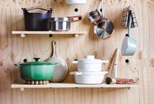 Kitchen / by Rebekah Long