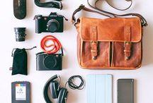 Camera / bags