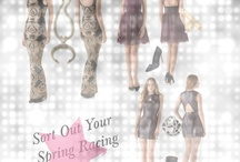 Giddy Up! Spring Racing Trends for Women.  / Check out some of the amazing Spring racing trends here http://onlineshoppingusa.polyvore.com/