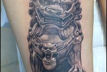 foo tattoo