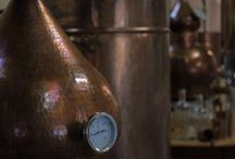 Hardware Distillery / Great spirits start with great water, and we use the best. Our water flows to us from the Hood Canal Watershed in the next-door Olympic National Forest. The Hardware Distillery uses grains that are grown in Washington state fields, fruit grown in Washington orchards, and honey from Washington beehives. Hoga pot stills on; http://www.hogastills.com