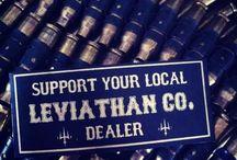 Leviathan© Co. Accessories, Home & Deco stuff / Clothing accessories and home decoration by Leviathan© Co.