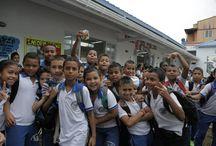 Nuevos y Mejores Espacios Culturales en Antioquia / Más de $3.100 millones fueron invertidos en nuevos y mejores #EspaciosCulturales en Medellín, Olaya, Tarazá, Valdivia y Zaragoza, Antioquia.