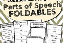 foldables/lapbook ideas