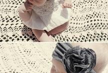 Selbstgemachte Baby Haarbänder