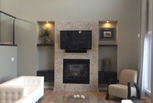 136 Lakebend / Showhome featuring IHP's Astria 40 Fireplace
