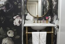 Best Powder Room / Those little rooms that inspire us.  / by White Cloud®