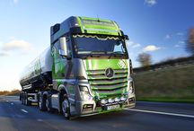 Tamiya actros truck / Hobby