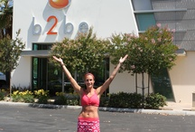 On location at Be2B Fitness