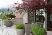 Flower planter pots