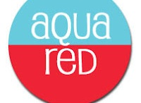 Aqua and Red / by RedSeaCoral