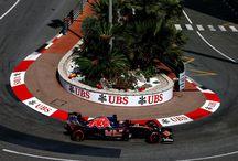 2016 MONACO GRAND PRIX / 2016 Formula 1 Monaco Grand Prix, Montecarlo - Scuderia Toro Rosso: Carlos Sainz, Daniil Kvyat, STR11.