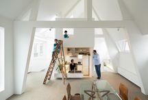 Small space / Interior