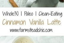 Whole 30 Drinks