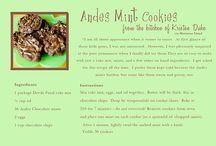 Favorite Recipes / by Terri Travis
