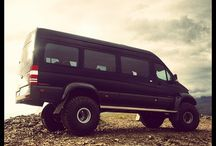 """Amazing Super Jeeps / Our super jeeps have monster tires ranging from 38"""" to 46"""". Check out our website for exciting tours in beautiful Iceland at www.amazingtours.is"""