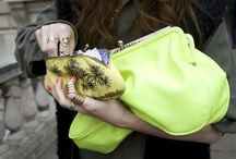 Purses Galore / by Brianne O'Neil