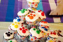 Zak's 5th birthday party