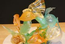 pulled sugar decorations