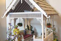 миниатюры кукольные домики