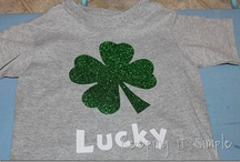 St. Patricks Day Vinyl Ideas / by Expressions Vinyl