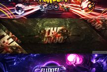Social Media Banners & Posters