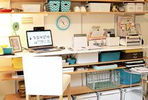 Home office / by Christina Webster