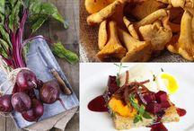 Grill mat/Fisk og tilbehør
