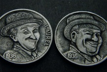 Portraits/Famous People: Hobo Nickels