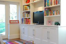 Toy/TV Room