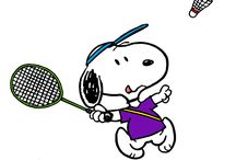 badminton♡♡